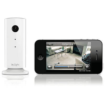 Télésurveillance… depuis votre smartphone !