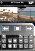IP Vision Pro - Application de télésurveillance pour smartphone